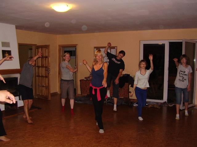 Choreografia - prawie idealna.