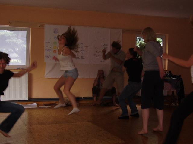 Ci dla których żywiołem jest taniec mogli to pokazać