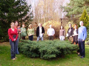 Mandala uczestników warsztatu